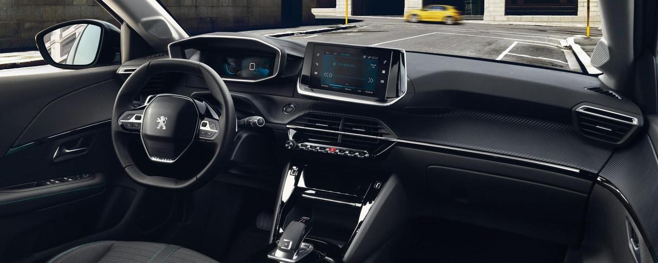 NOWY PEUGEOT 208 – NOWY PEUGEOT i-Cockpit® 3D