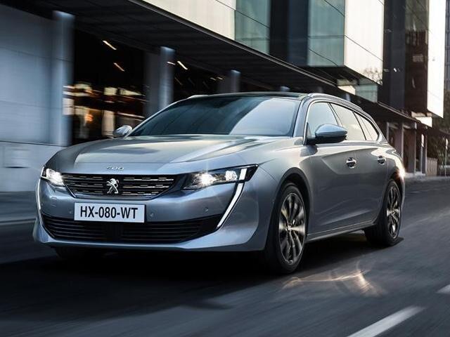 Nowy Peugeot 508 SW dla biznesu