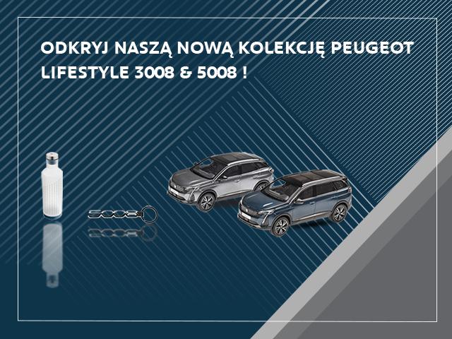 Peugeot boutique nowa kolekcja