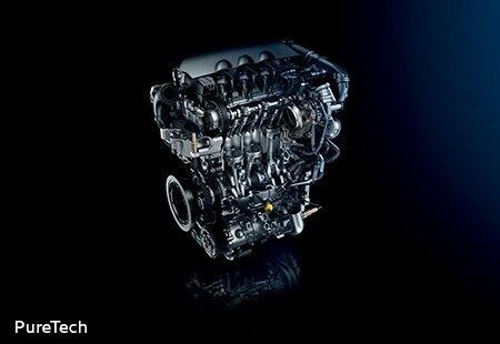 suv 3008 silnik puretech benzynowy