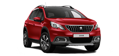 PEUGEOT Nowy SUV 2008
