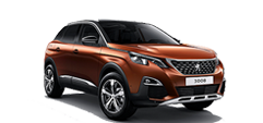 PEUGEOT Nowy SUV 3008