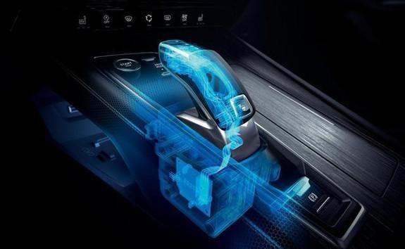 Nowy PEUGEOT 508 - automatyczna skrzynia biegów EAT8 z elektrycznym systemem zmiany przełożeń Shift and Park by wire