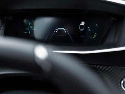 Peugeot i-Cocpit 3D