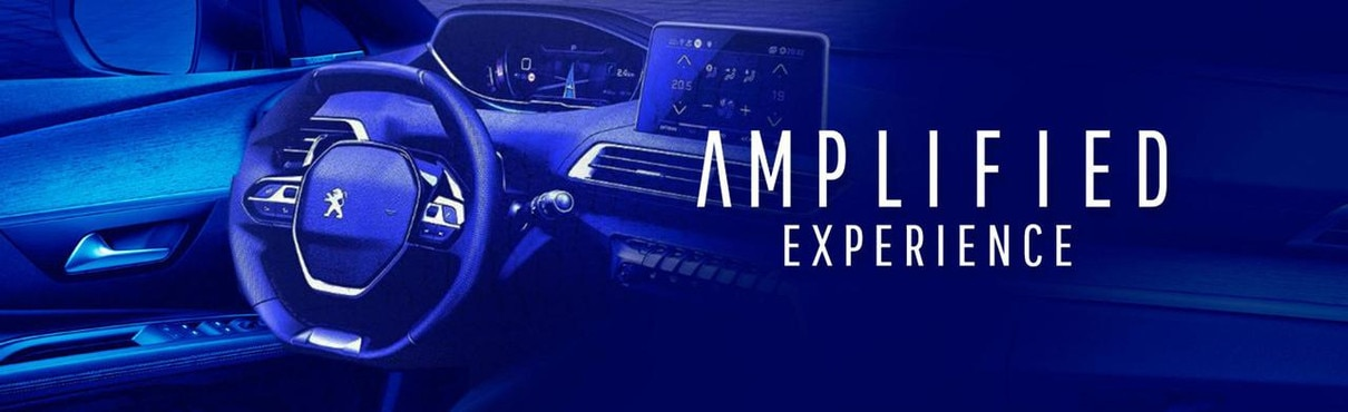 Peugeot Amplified Experience - poznaj modele Peugeot dzięki systemowi wirtualnej rzeczywistości