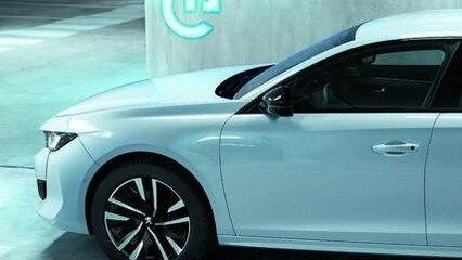 Nowa linia nadwozia nowego Peugeot 508 SW przykuwa uwagę