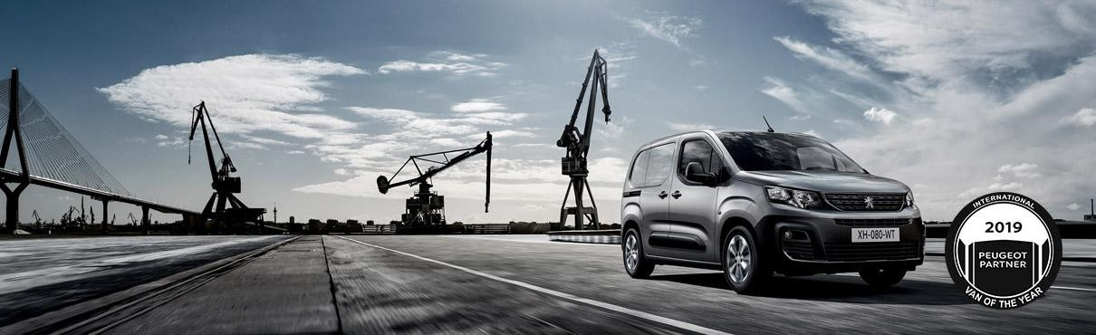 Fleet Market Peugeot Partner