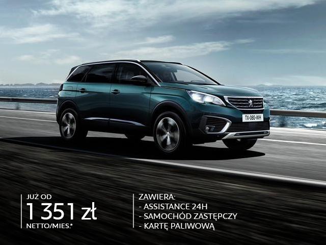 Odkryj Peugeot SUV 5008