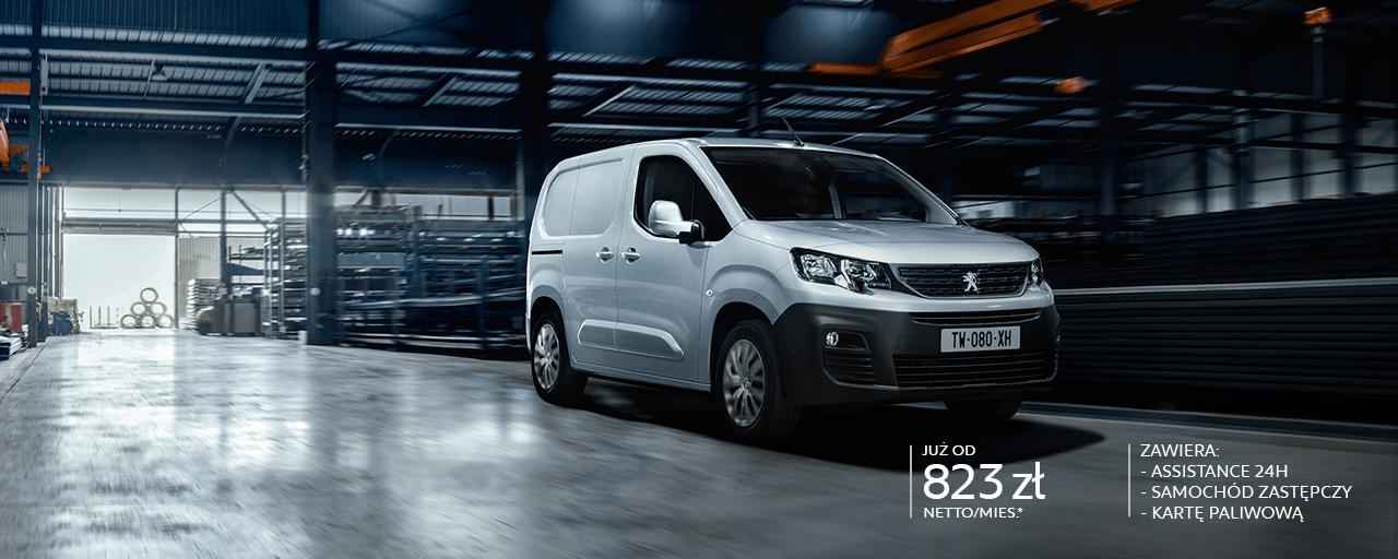 Odktyj Peugeot Partner