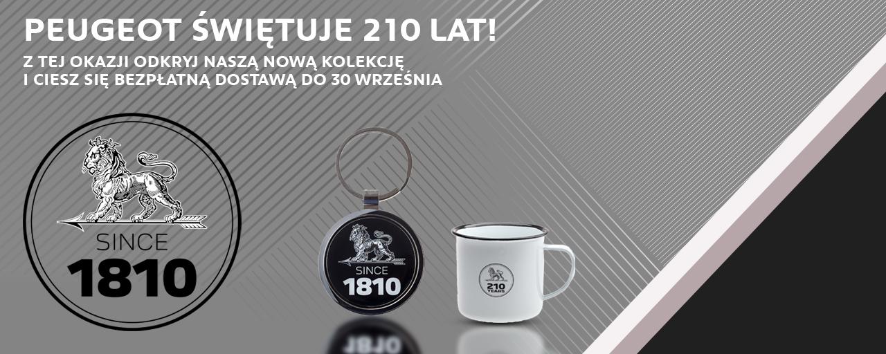 lifestyle,boutique, 210 lat urodziny Peugeot