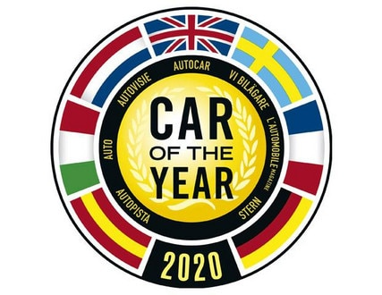 Logo Car of the Year 2020