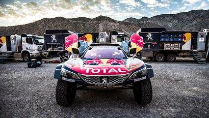 Dakar Peugeot