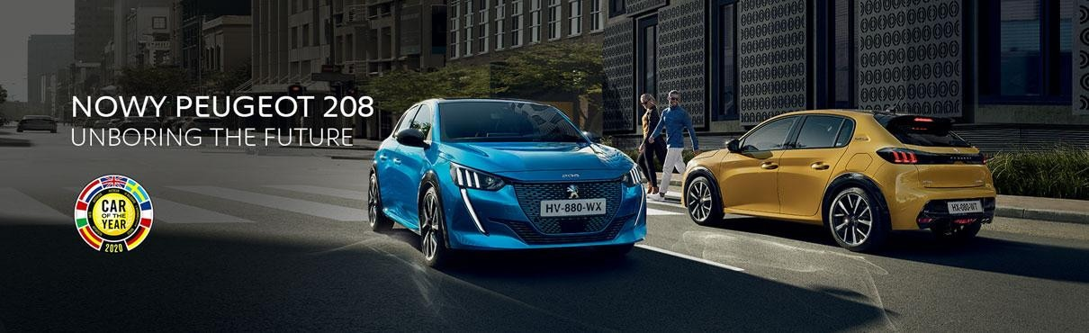 Peugeot 208& e-208 Car of the year 2020