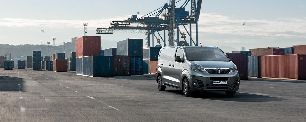 Peugeot Expert Furgon niezawodny w każdych warunkach