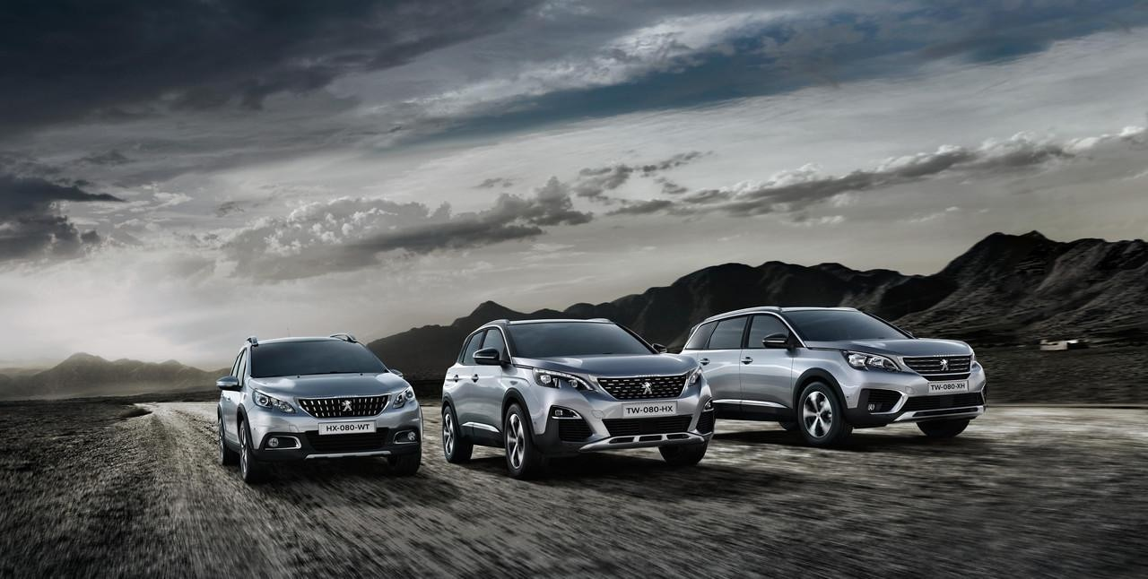 Prezentacja Gamy Peugeot SUVy