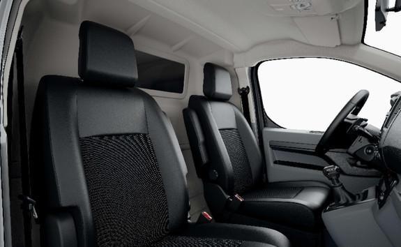 Szklana przegroda z izolacja zwieksza komfort termiczny i akustyczny w kabinie kierowcy