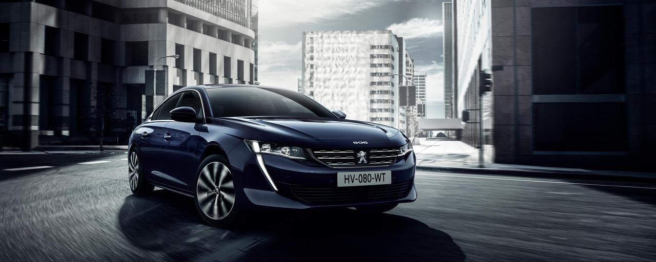 Nowy PEUGEOT 508 - sedan klasy premium dla biznesu to perfekcyjny wybór
