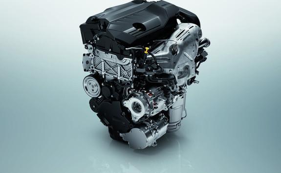 nowoczesna technologia silników hybrydowych Peugeot zapewnia komfortową i efektywną jazdę