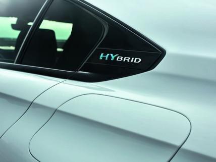 Nowy PEUGEOT 508 HYBRID - oznaczenie Hybrid