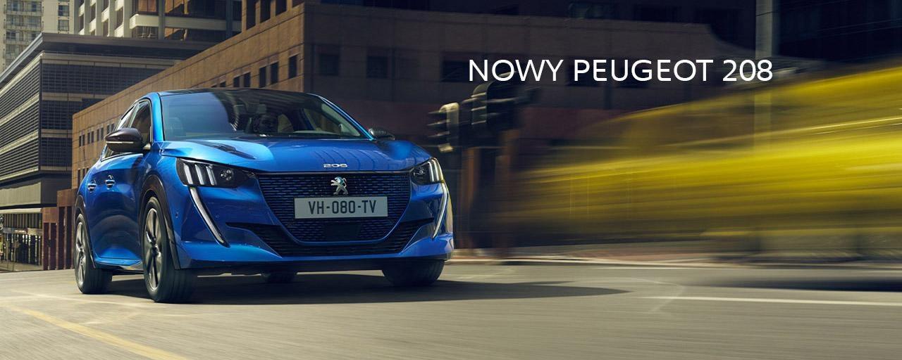 Nowa odsłona popularnego Peugeot 208 - dowiedz się więcej!