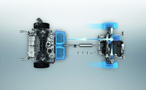 Nowy PEUGEOT 508 HYBRID z akumulatorem litowo-jonowym w trybie 100% elektrycznym