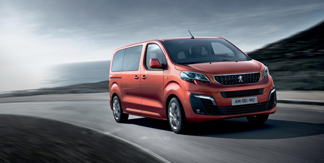 Poznaj wyjątkowe możliwości Peugeot Traveller