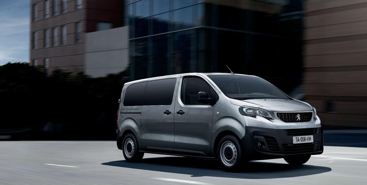 Sprawdź możliwości jakie daje Ci Peugeot Expert Kombi