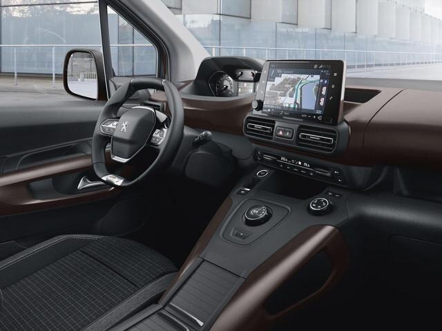 NOWY PEUGEOT RIFTER – PEUGEOT i-Cockpit®