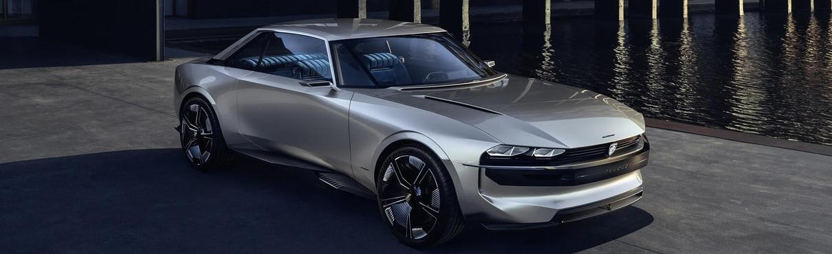 Unboring the Future e-legend concept