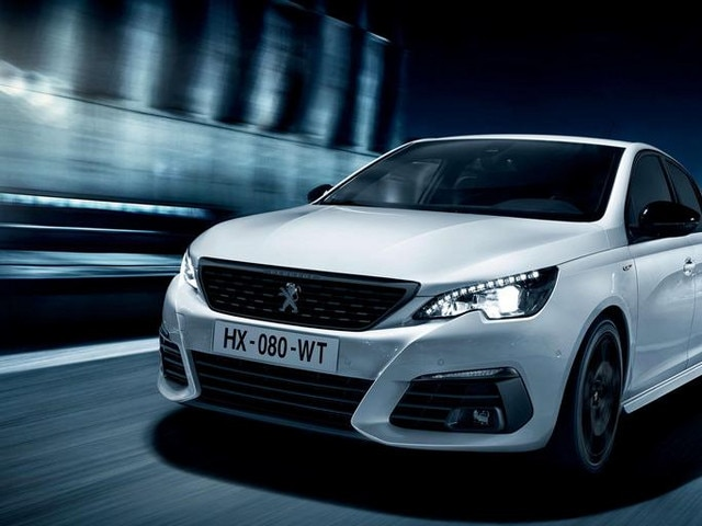 peugeot 308 pakiet black pack