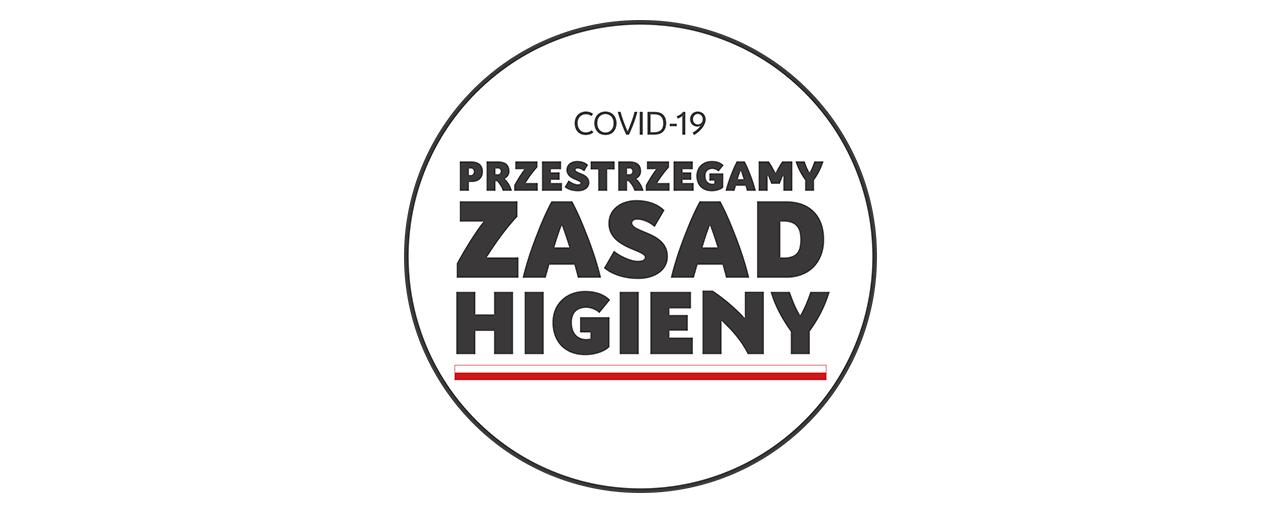 logo zasady higieny