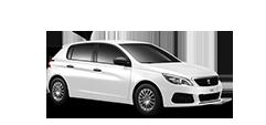 Nowy 308 hatchback