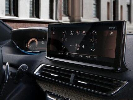 system nawigacji Peugeot